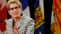 Kathleen Wynne Wants To Throw Your Money Away On Cap And