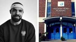 Drake's High School May Close, Revealing Ugly Truth In