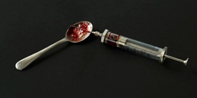 Needle and spoon