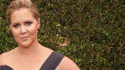 Amy Schumer Gave Her Tampon A Shoutout On Emmys Red