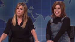 Jennifer Aniston Makes Surprise Appearance On
