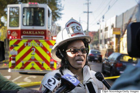 California Warehouse Fire Kills 9, Dozens More