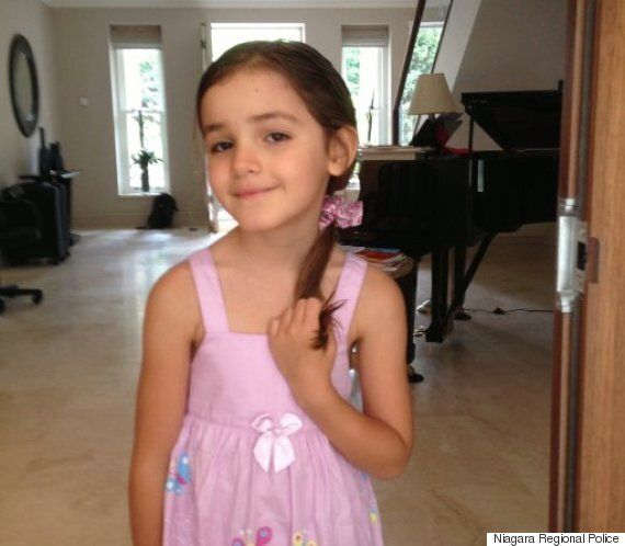Layla Sabry Amber Alert Cancelled, But Police Search