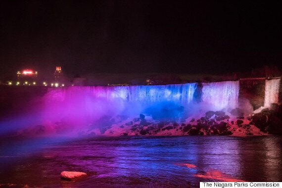 Niagara Falls Lights Get A Dazzling $4M