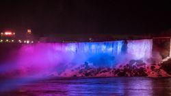 Niagara Falls Dazzles With A $4-Million