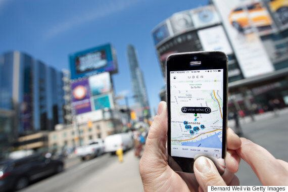 Uber Toronto Phone Number >> Toronto Uber Regulation Proposal Has Not Made Taxi Drivers
