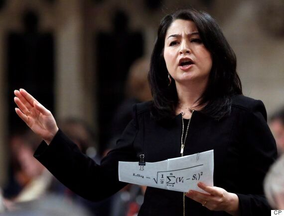 Monsef Just Insulted The People Helping Liberals Keep Their