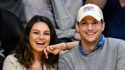 Mila Kunis And Ashton Kutcher's Baby Boy Is