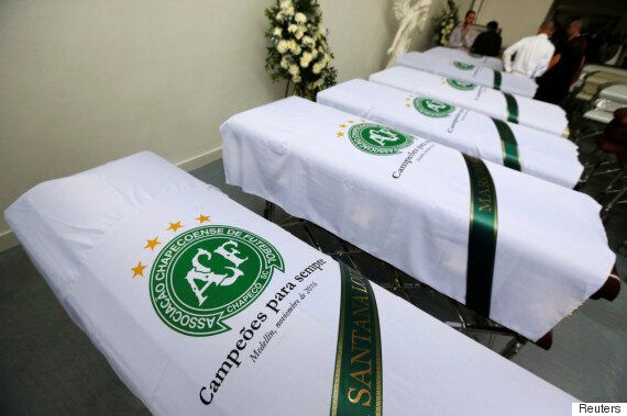 Brazilian Soccer Team's Families Question Use Of Charter