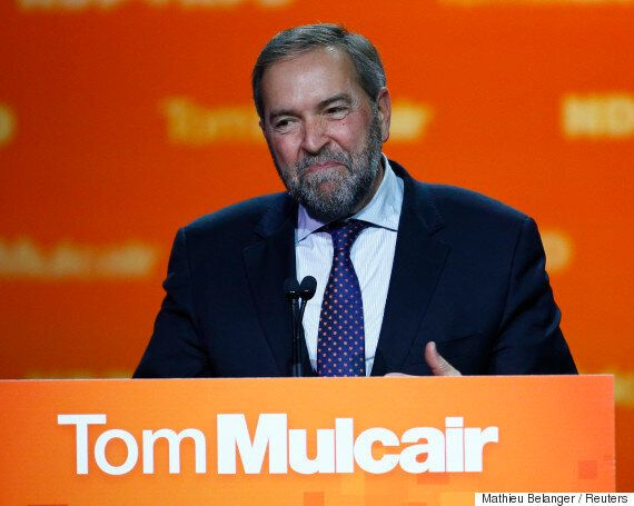 The NDP Is Heading To Edmonton Looking For A Way