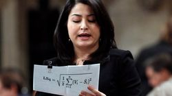 Monsef Uses Math Formula To Mock Electoral Reform