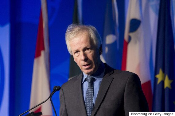 Stephane Dion: Canada And U.S. Need To Face Russia