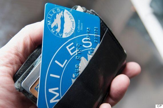 Air Miles Axes Plan That Would Have Expired