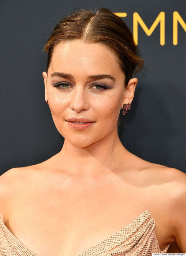 Emilia Clarke | 18 Best Celebrity Eyebrows That Won The On-Fleek Crown