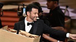Jimmy Kimmel's Mom Feeds Emmy Audience With 7,000 PB&J