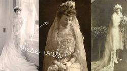 Wedding Dresses Looked A LOT Different 100 Years