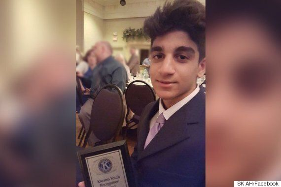 Noah Rabbani, Muslim Teen, Left In Intensive Care After Baseball Bat
