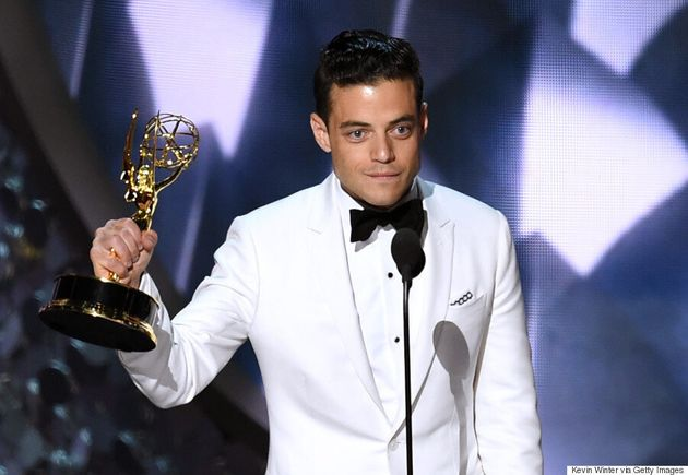 Rami Malek's 2016 Emmys Win Is A Huge Victory For Diversity In