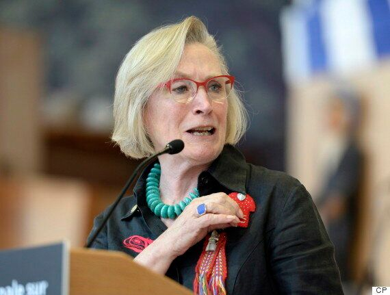 Carolyn Bennett Embarrassed By Handling Of Indian Act