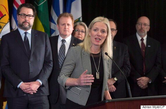 Catherine McKenna: Feds Ready To Impose Carbon Price On