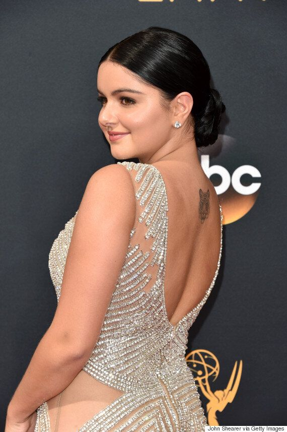 Emmys 2016: Ariel Winter Matched Kylie Jenner In Jewelled