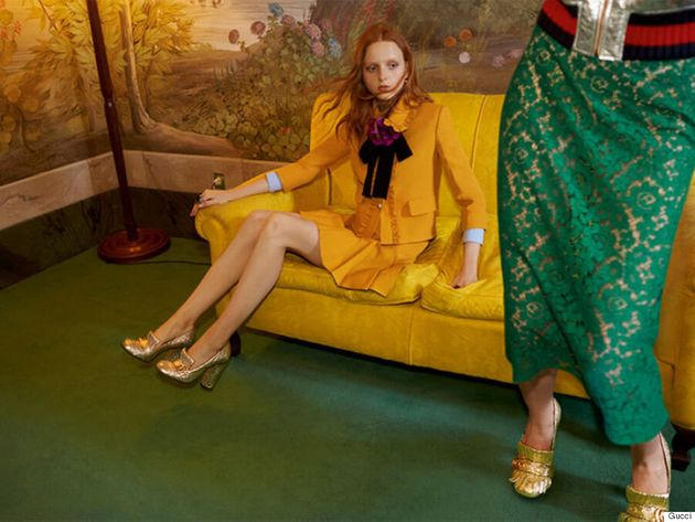 Gucci Ad Banned In U.K. For 'Unhealthily Thin'