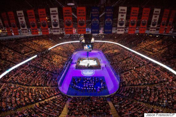 Edmonton Oilers Bid Farewell To Rexall Place With Final