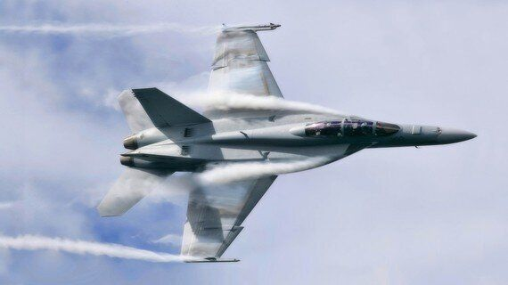 The F/A-18E Super Hornet Is What Canada