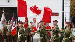 The Canadian Army Is In