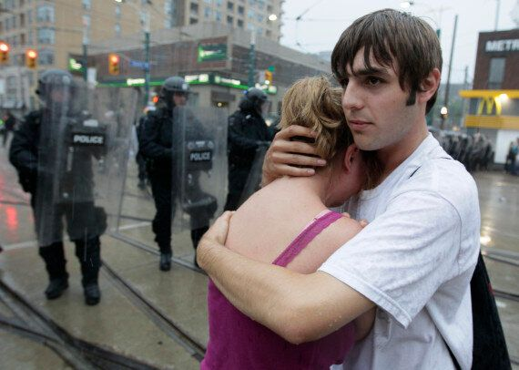 Toronto G20 Summit Detainees Win Right To Class Action Against