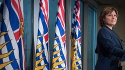 B.C. Premier Says Feds Are 'Very Close' To Meeting Her Pipeline