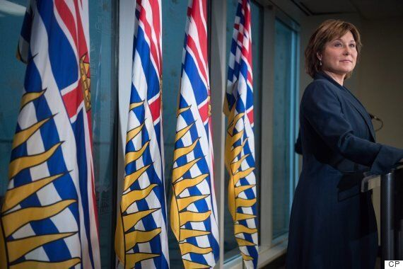 Christy Clark Says Feds Are 'Very Close' To Meeting Her Conditions For Kinder Morgan Pipeline
