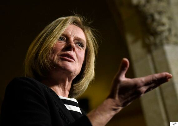 Rachel Notley Will Head To B.C. To Sell Pipeline