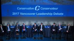 Carbon Tax Draws Sharp Exchange At Unofficial Tory Leadership