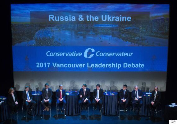 Proposed Carbon Tax Draws Sharp Exchange At Vancouver Tory Leadership