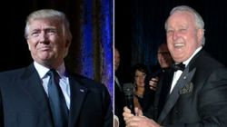 Brian Mulroney Serenades Trump At Fundraising