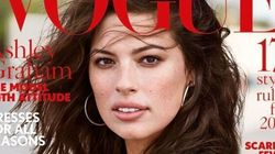 Ashley Graham Lands Her First Vogue