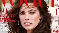 Ashley Graham Lands Her First Vogue
