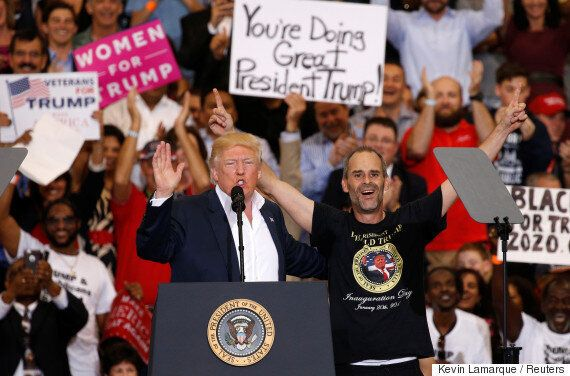 Donald Trump Holds Rally Because 'Life Is A