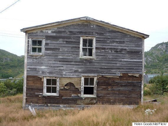 Canada's Smallest Town, Tilt Cove, N.L., Has A Population Of