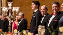 'Get Real' About Workers' Anxieties, Trudeau Tells Black-Tie