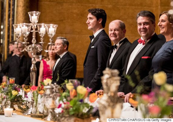 Justin Trudeau Tells St. Matthew's Banquet To 'Get Real' About Workers'