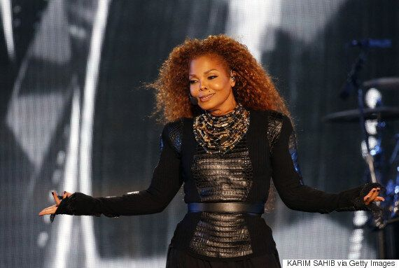 Janet Jackson Says She's Delaying Tour To Plan Her Family, Ordered To