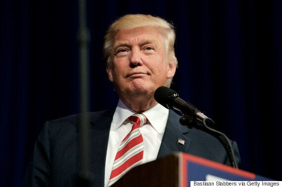 Donald Trump Says He's Leaving Business To Avoid Conflict Of