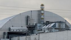 Chernobyl's Reactor Was Just Covered In A Giant Steel