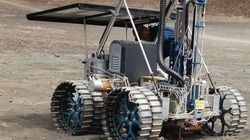 Ontario Company Building Machine For Mining Moon,