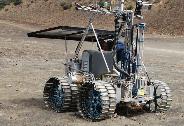 Deltion Innovations, Of Northern Ontario, To Develop Device For Mining Moon,
