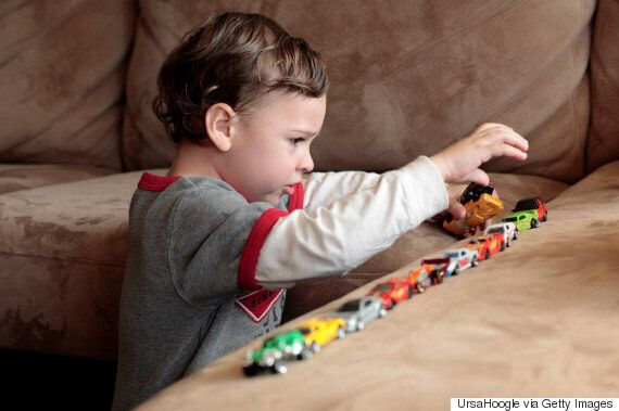 Baby Brain Scans May Reveal Autism Risk, Study