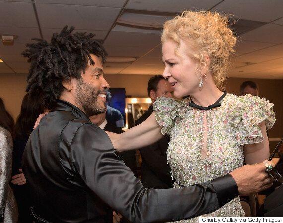 Nicole Kidman Reveals She Was Engaged To Lenny