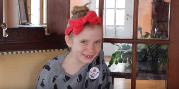 Girl Reporter: Nine-Year-Old Journalist Responds To Her